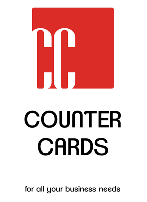 CC C-Store Counter Card 1